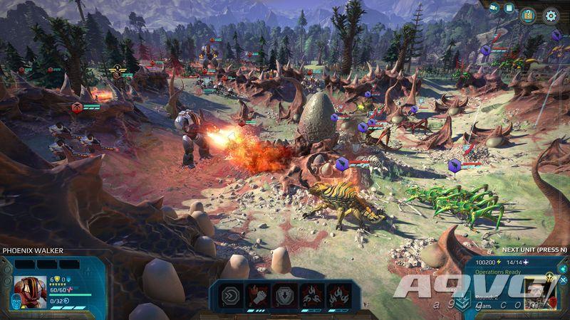 《文明》4X策略+XCOM战斗 P社新作《奇迹世代:星陨》好评发售
