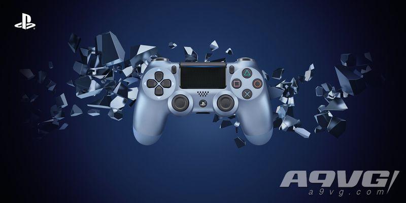 索尼推出四种新配色的PS4手柄 9月6日上市售价420元