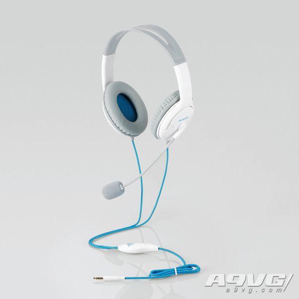 ELECOM推出《欧美歌手新课改置物架 Iceborne》主题键盘与耳机周边