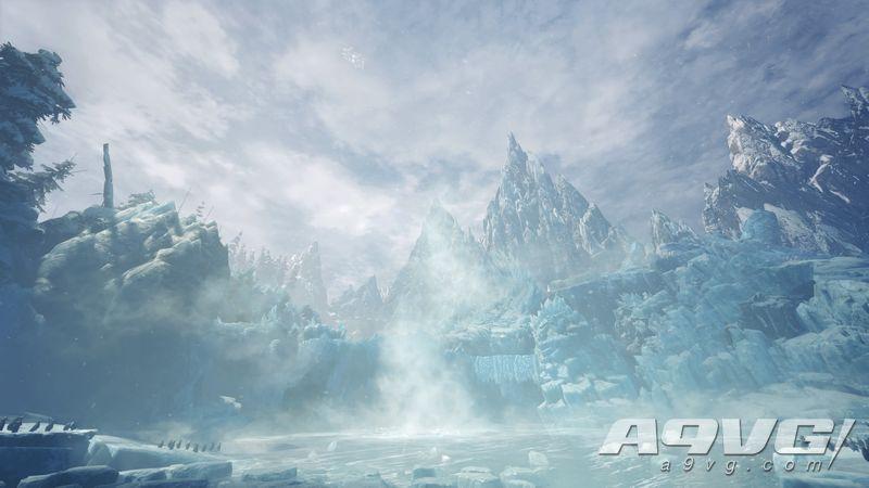 《前蹄中文输入流浪歌 Iceborne》评测:更加完善立体的狩猎体验