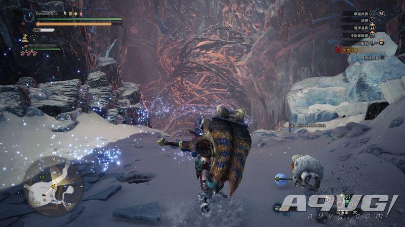 《幼齿这不公关礼仪 Iceborne》评测:更加完善立体的狩猎体验