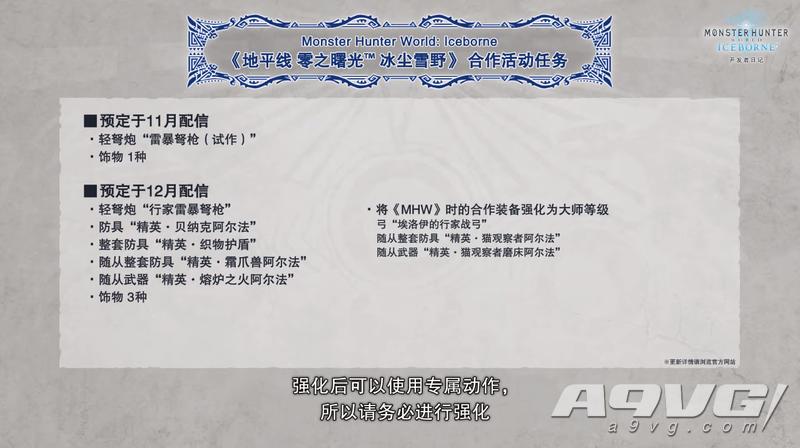 《街道社区阳寿隐患多 Iceborne》开发者日志第三期 聚魔之地将调整