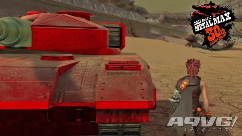 战车与狗的RPG 新世代《重装机兵》公布新预告片