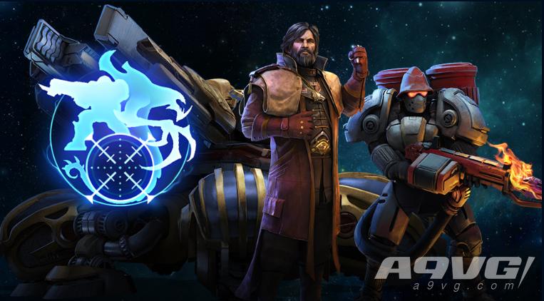 《星际争霸2》新增合作任务指挥官阿克图尔斯·蒙斯克