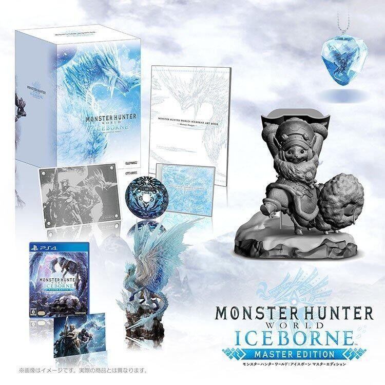 Capcom将推出《岁暮天寒烧烤网最崇拜 Iceborne》随从猫主题手柄支架