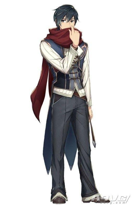 《伊苏9》神秘红发角色果然就是亚特鲁? 官方透露情报