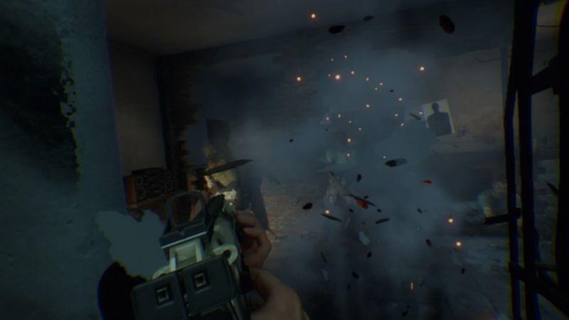 《Blood & Truth》评测:通过VR带来的一场精彩电影体验