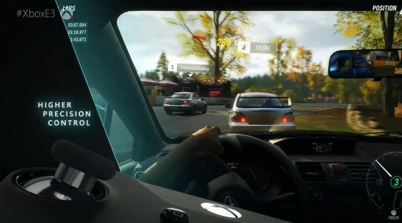 Xbox精英手柄2正式发布 支持充电新增手感调试选项
