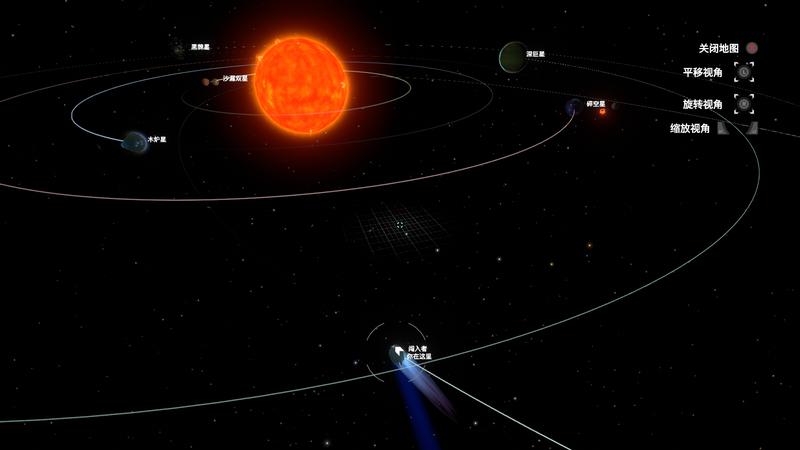 《星际拓荒》评测:这可能是最好的科幻解谜模板