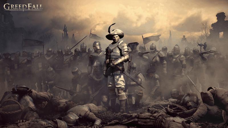 RPG作品《贪婪之秋》 官方网剧上线 游戏发售日公开