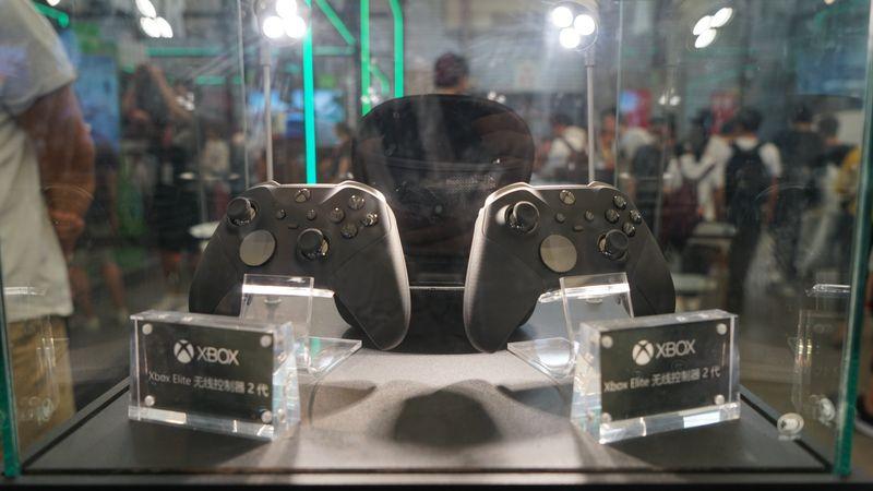 ChinaJoy 2019Xbox展台概览 四人光枪同玩《古墓丽影》