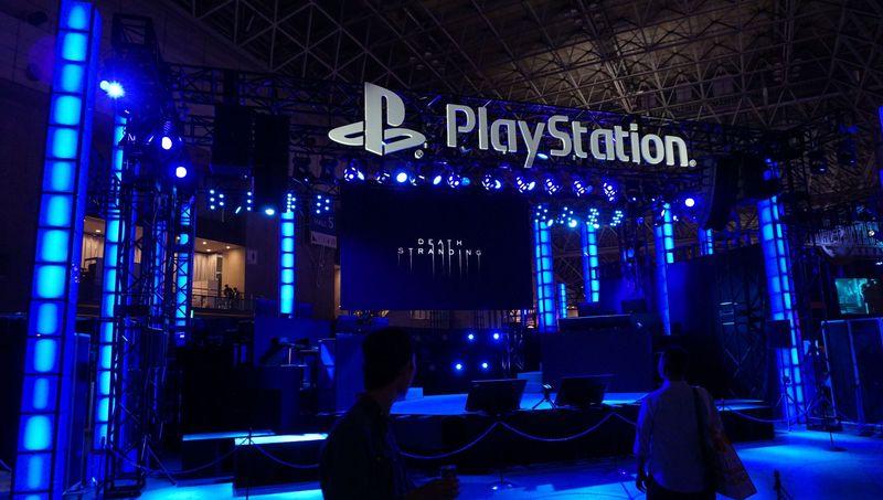 TGS2019带你逛现场之索尼PlayStation展台
