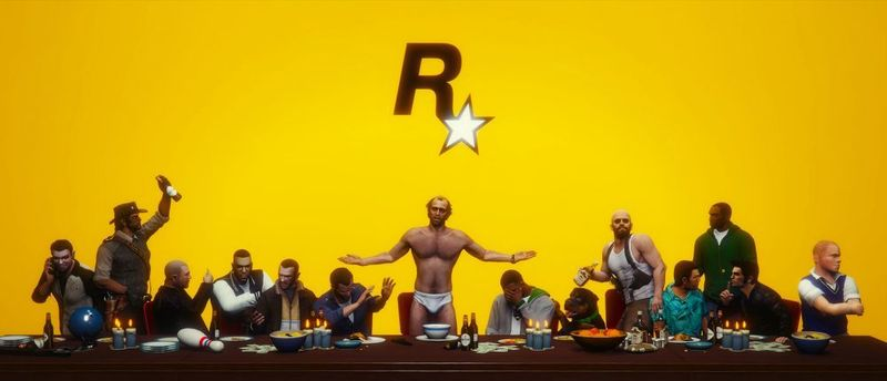 前员工爆料Rockstar有多个未公布的项目正在开发中