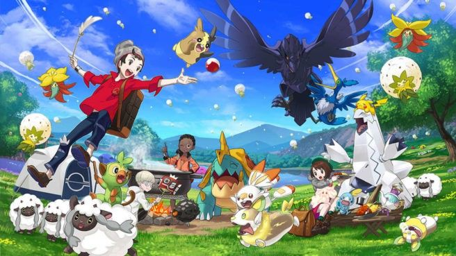 《宝可梦 剑/盾》制作人大森滋:初衷和目标是最棒的宝可梦游戏