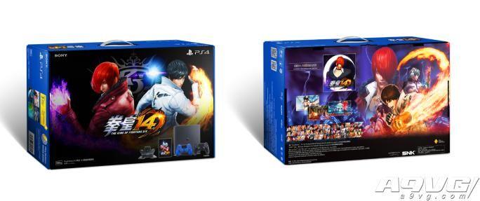 国行PS4《拳皇14》同捆套装1月9日发售 定价2699元