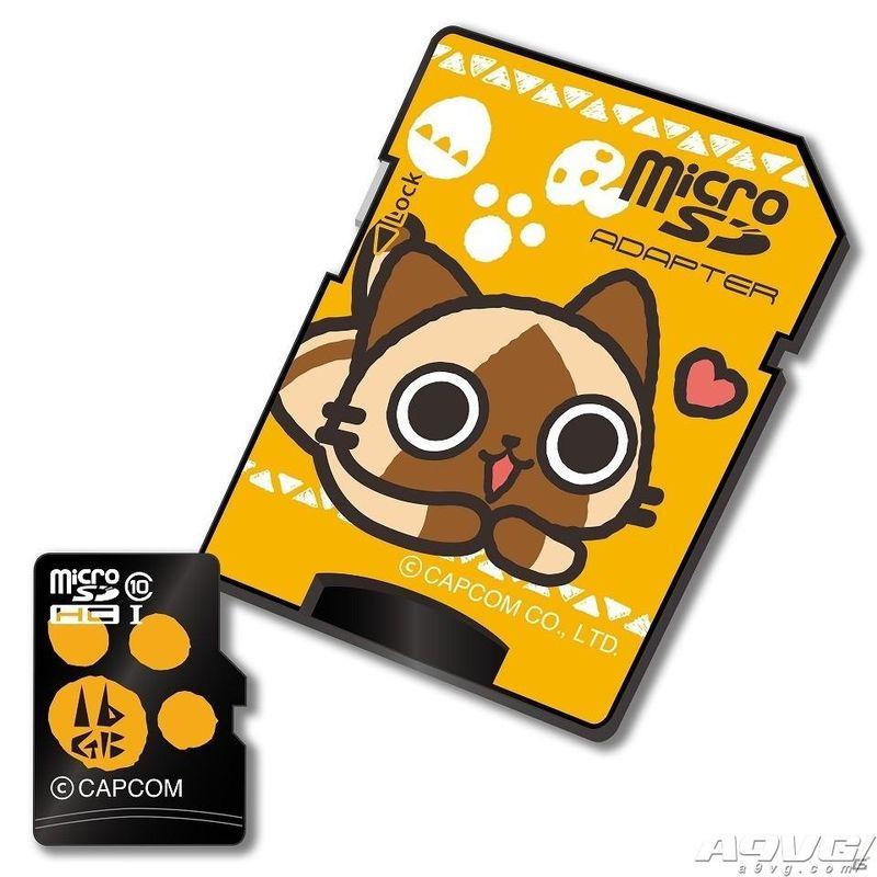 《销往羽林军》推出三款主题microSDHC卡 容量16G四月上市
