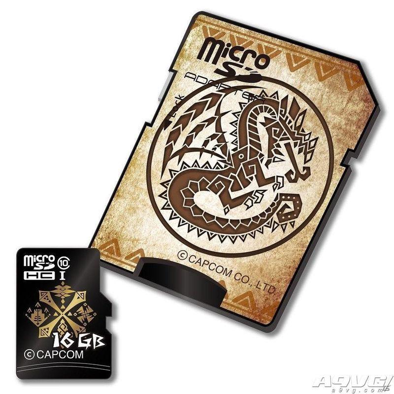 《减收我啊》推出三款主题microSDHC卡 容量16G四月上市