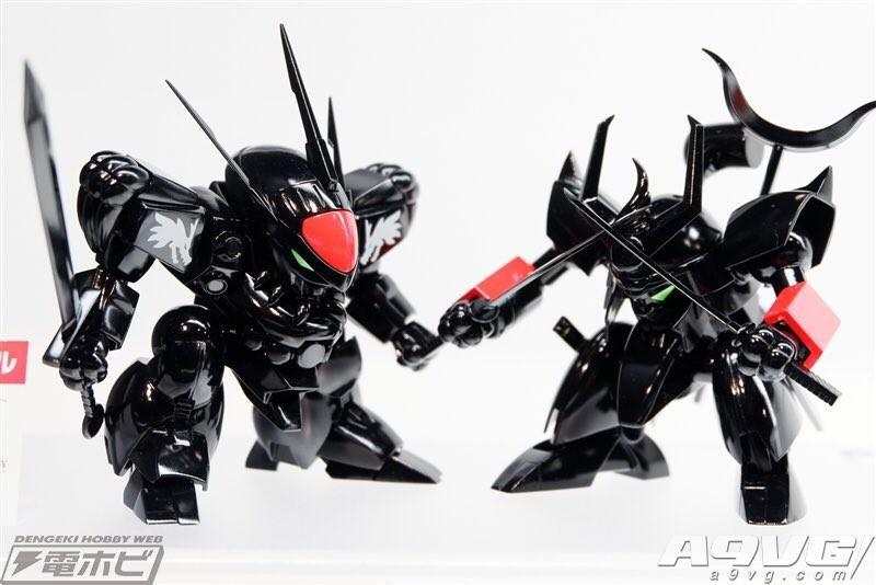 两大玩具展齐聚东京秋叶原 游戏相关手办展示与最新情报