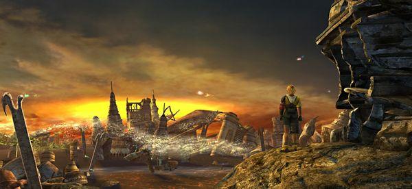 北濑佳范:《最终幻想10-3》的想法经常出现 但要先做完FF7R