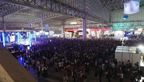 TGS2019四日到场总计26万2076人 TGS2020举办时间确定