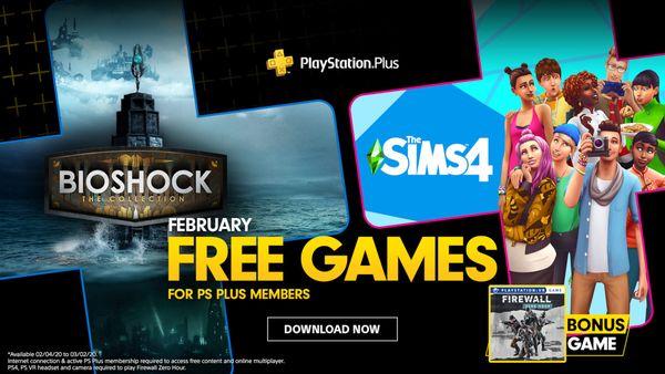 PS+会员2020年2月免费游戏汇总 Plus港服日服欧美服会免阵容
