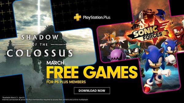 PS+会员2020年3月免费游戏汇总 Plus港服日服欧美服会免阵容