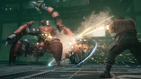 《最终幻想7 重制版》体验版在PS商店上架 下载还送PS4主题