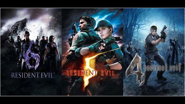 Capcom正在筹划《生化危机》系列25周年纪念 纪念作品即将公开