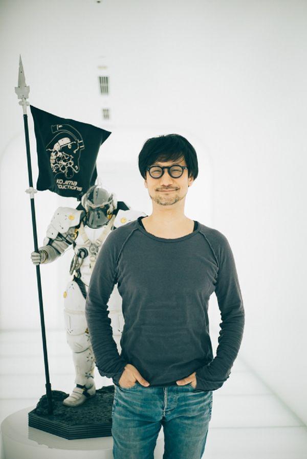 小岛秀夫:《死亡搁浅》已回本 收益足够用来准备下个项目