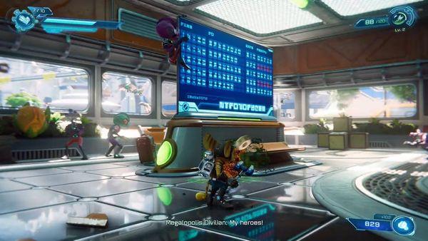 《瑞奇与叮当 裂隙》7分钟实机演示公开 将于PS5早期发售