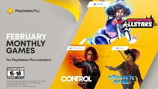 PS+会员2021年2月免费游戏汇总 Plus港服日服欧美服会免阵容