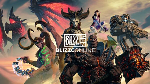 2021暴雪嘉年华内容汇总 《暗黑破坏神2》高清重制版发表