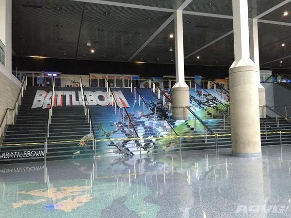 E3 2015提前探班 洛杉矶会展中心内部初窥
