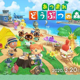 Fami通公布4月日本家用游戏市场数据 动森连续两月第一