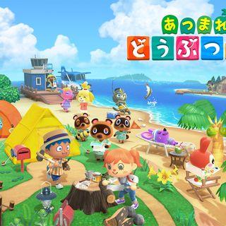 Fami通公布2020年5月日本家用游戏市场数据 动森已达468.5万