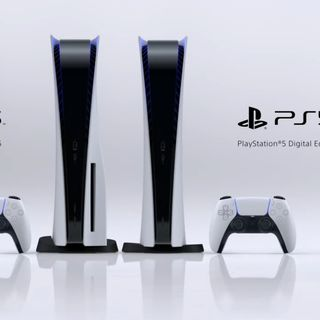 PS5面向未来的大胆外观设计 让玩家房间更加漂亮