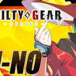《罪恶装备 奋战》公布第15个可使用角色I-NO