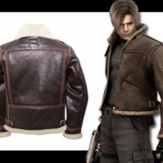 Capcom将推出《生化危机4》里昂皮衣 售价8600人民币