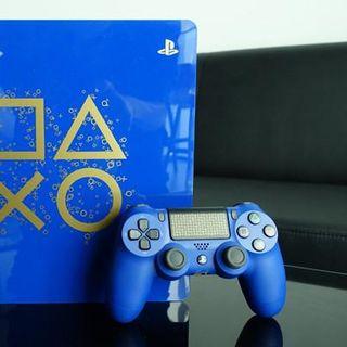 国行「DAYS OF PLAY」限定珍藏版PS4开箱评测