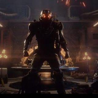 Bioware公开全新作品《圣歌》 首支宣传视频放出