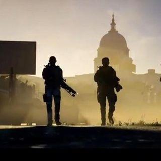 奔赴华盛顿!《全境封锁2》正式公布 2019年发售