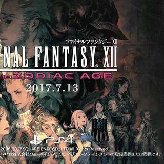 《最终幻想12 黄道年代》新宣传片公布 120秒了解游戏