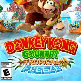 Donkey Kong Country: Tropical Freeze for the Switch