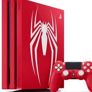 蜘蛛侠珍藏版PS4 Pro将发售国行版 12月21日推出售价2999