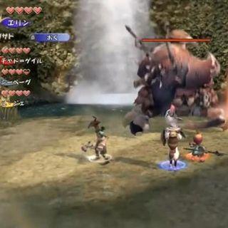 《最终幻想 水晶编年史 高清版》TGS2018实机演示公开