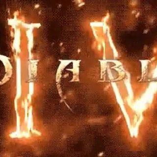 传暴雪原计划公开《暗黑破坏神4》 但在最后一刻取消了计划