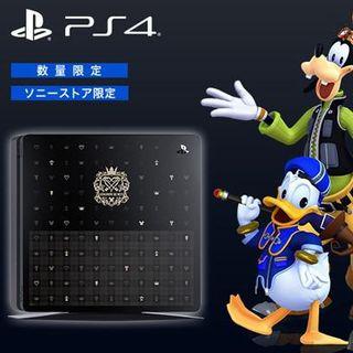 《王国之心3》限定版PS4 Slim公布 TGS2018现场实拍