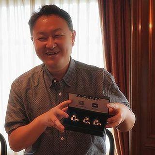 【A9VG专访】 SCE全球工作室总裁 吉田修平 谈PlayStation游戏在华创作