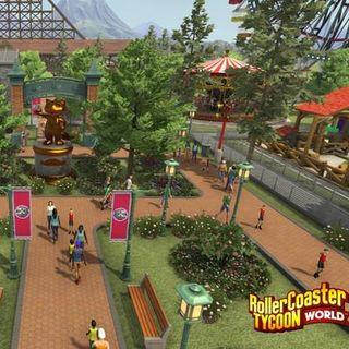 《过山车大亨世界》将在3月30日迎来Steam抢先体验