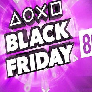 日服PS商店开启黑色星期五优惠活动 200余个游戏低至1折